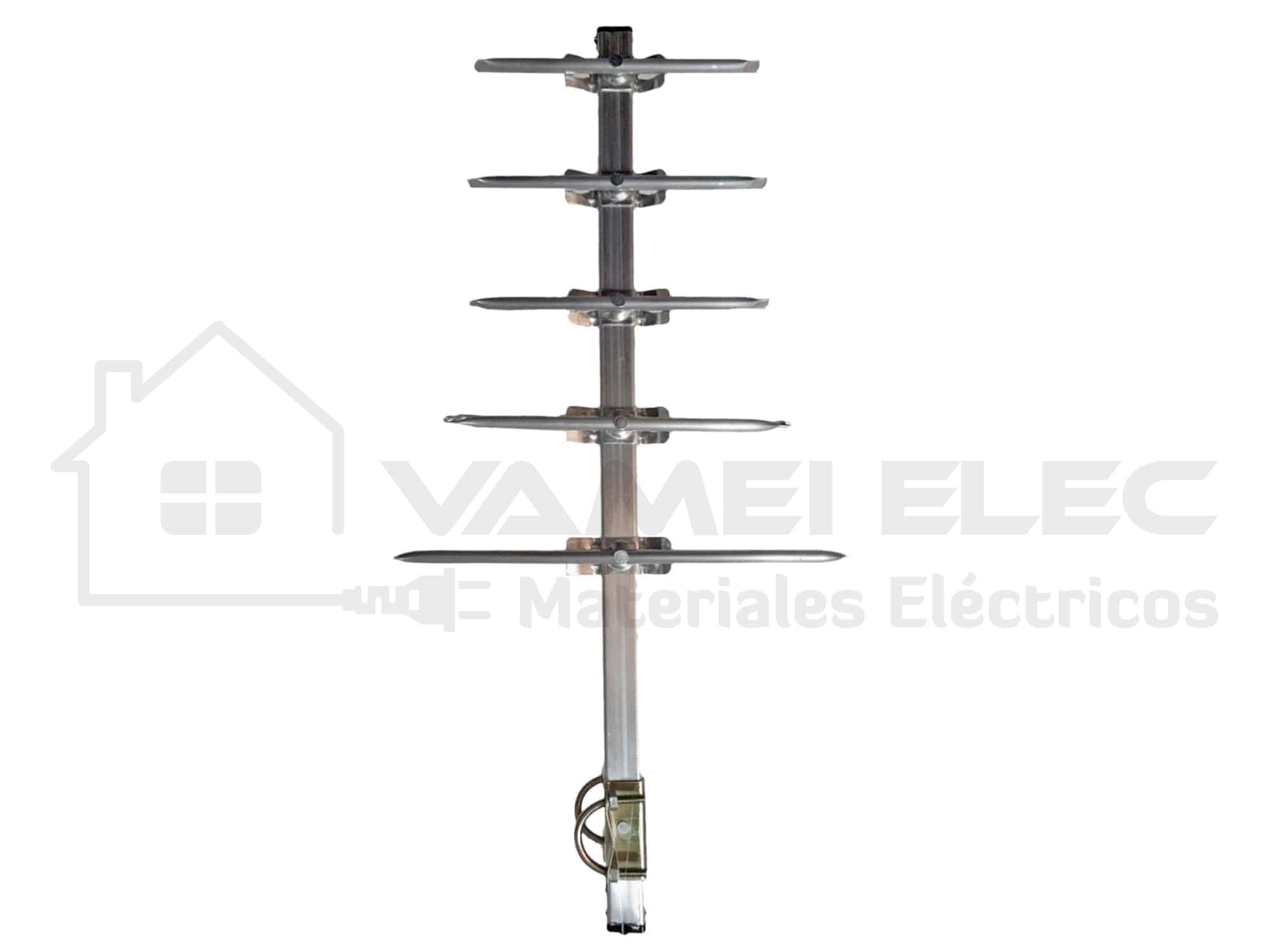 VAMEI Elec - Antenas - Antenas 5 Elementos