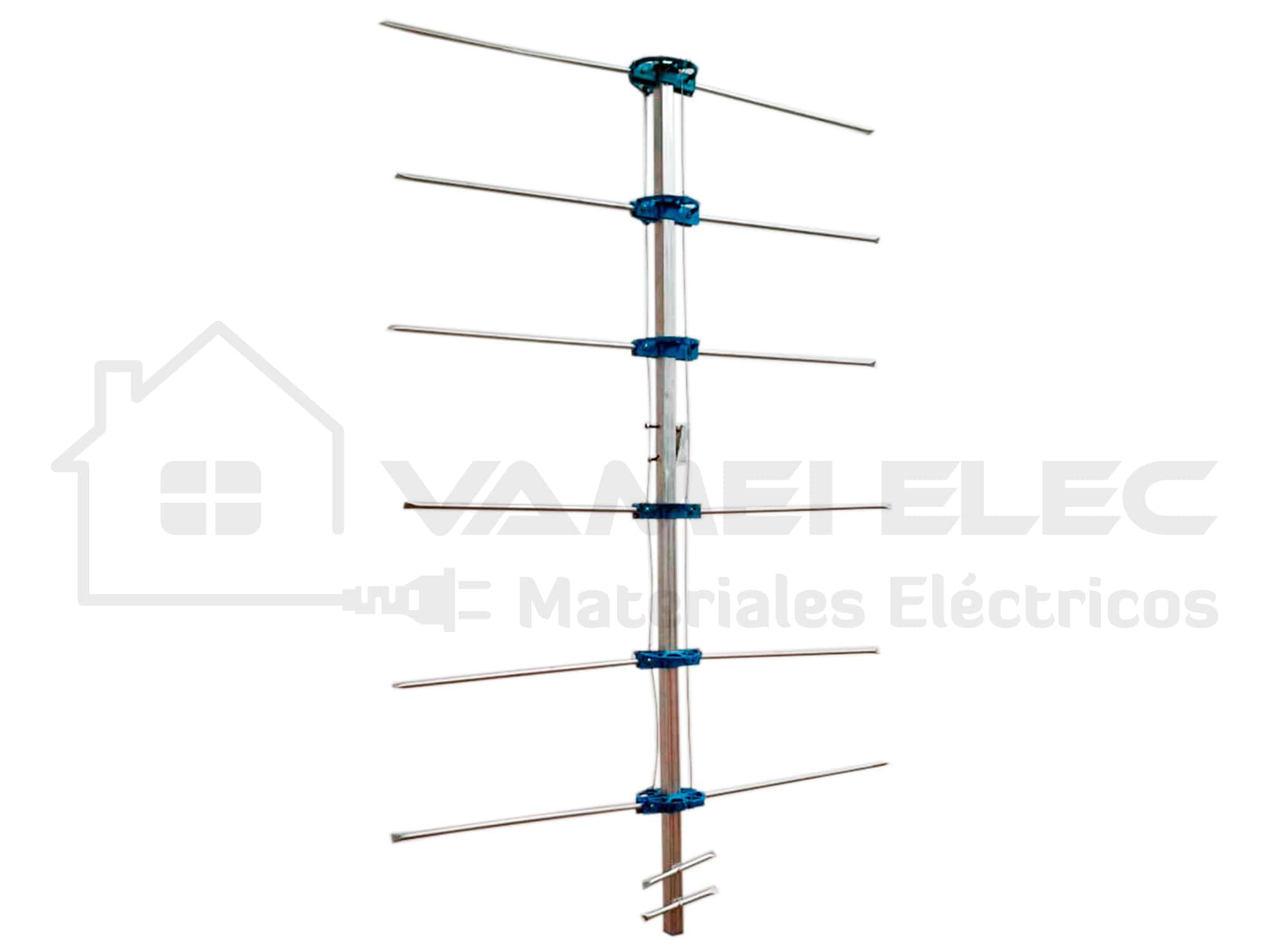 VAMEI Elec - Antenas - Antenas 8 Elementos