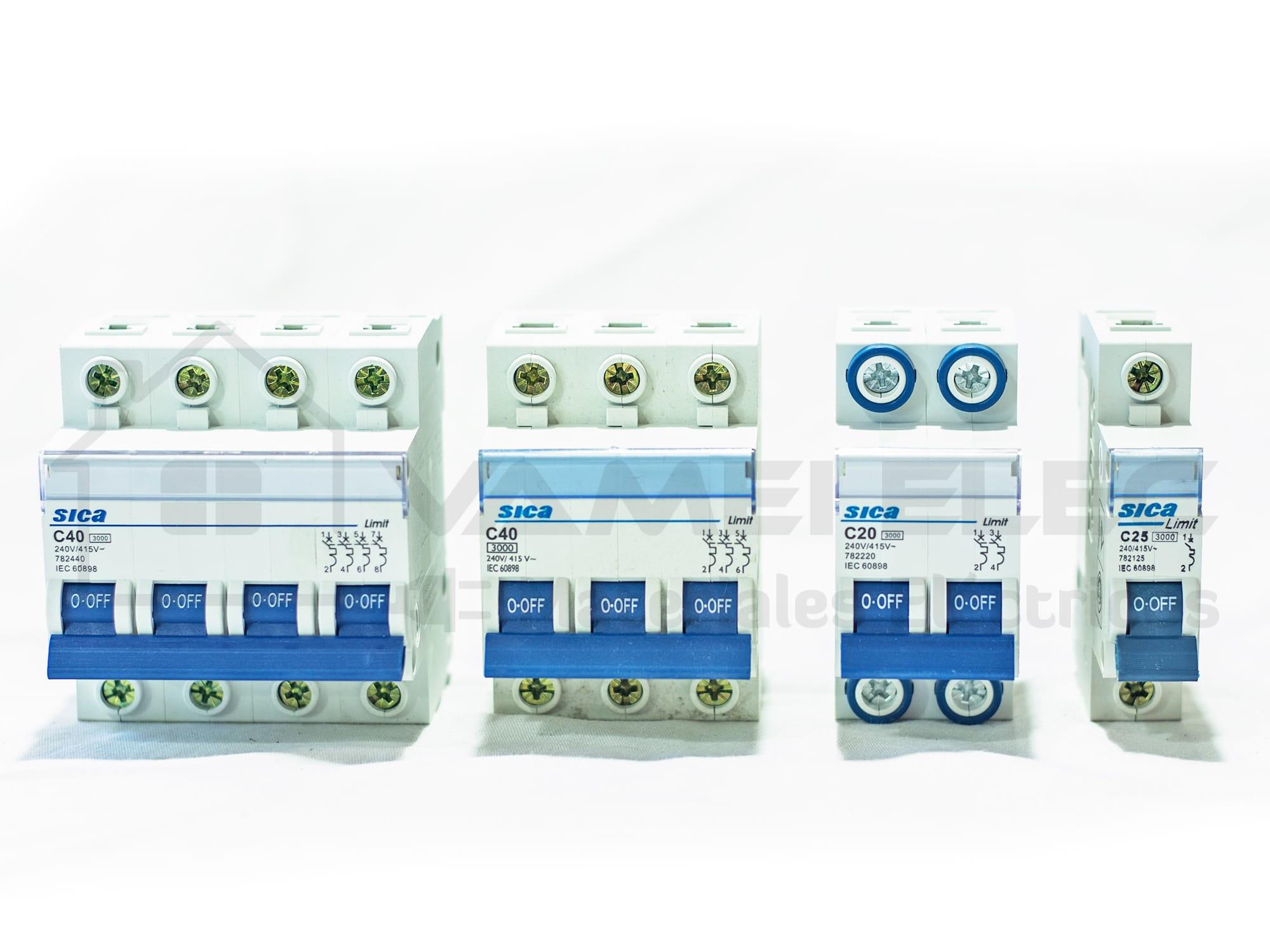VAMEI Elec - Disyuntores y térmicas - Térmicas