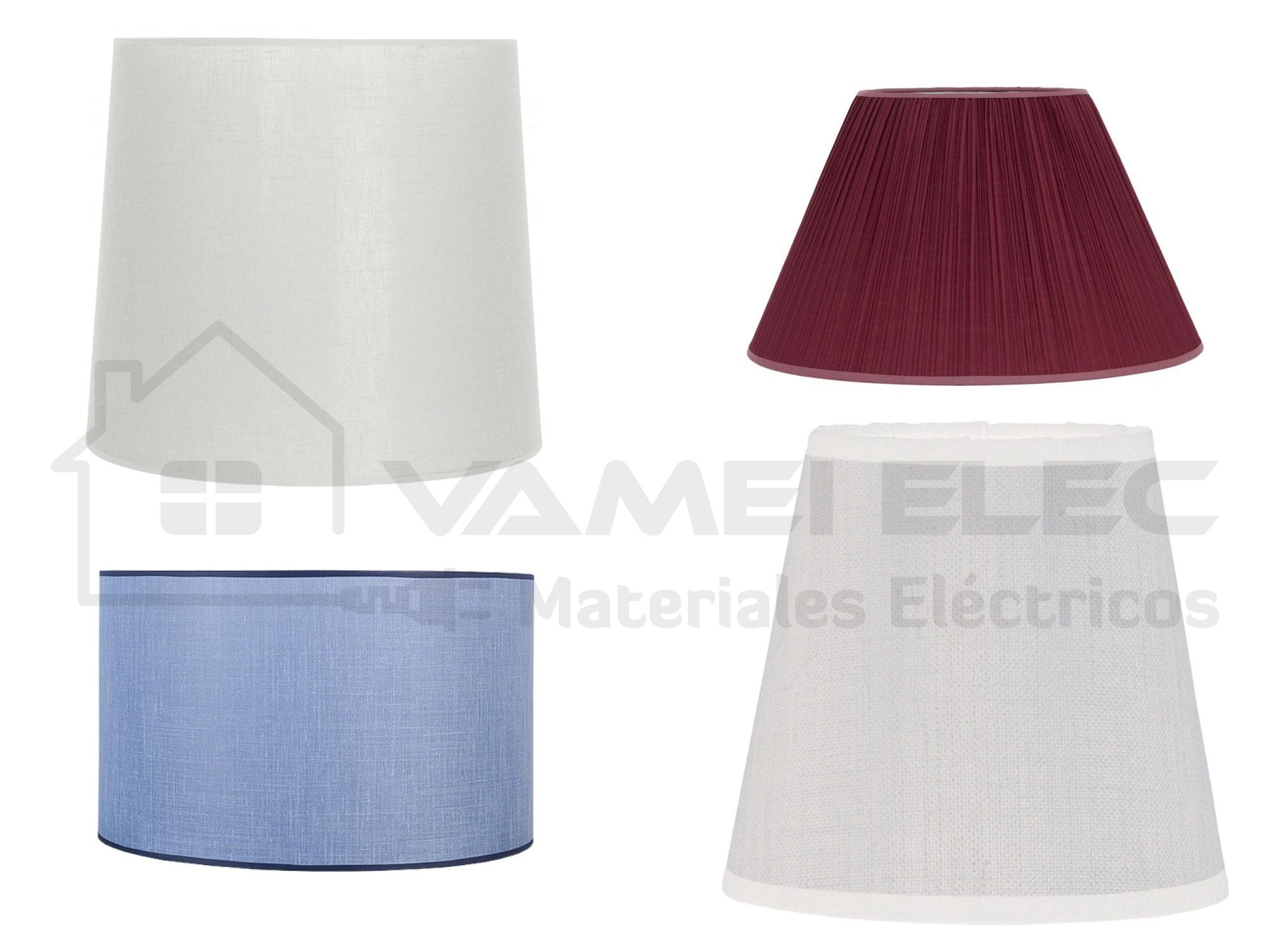 VAMEI Elec - Iluminación - Pantallas
