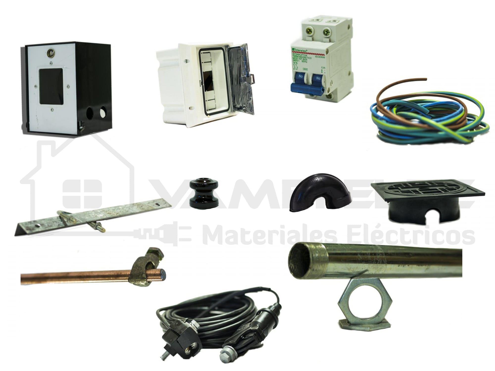 VAMEI Elec - Kit de conexión EPE - Monofásico Roldan