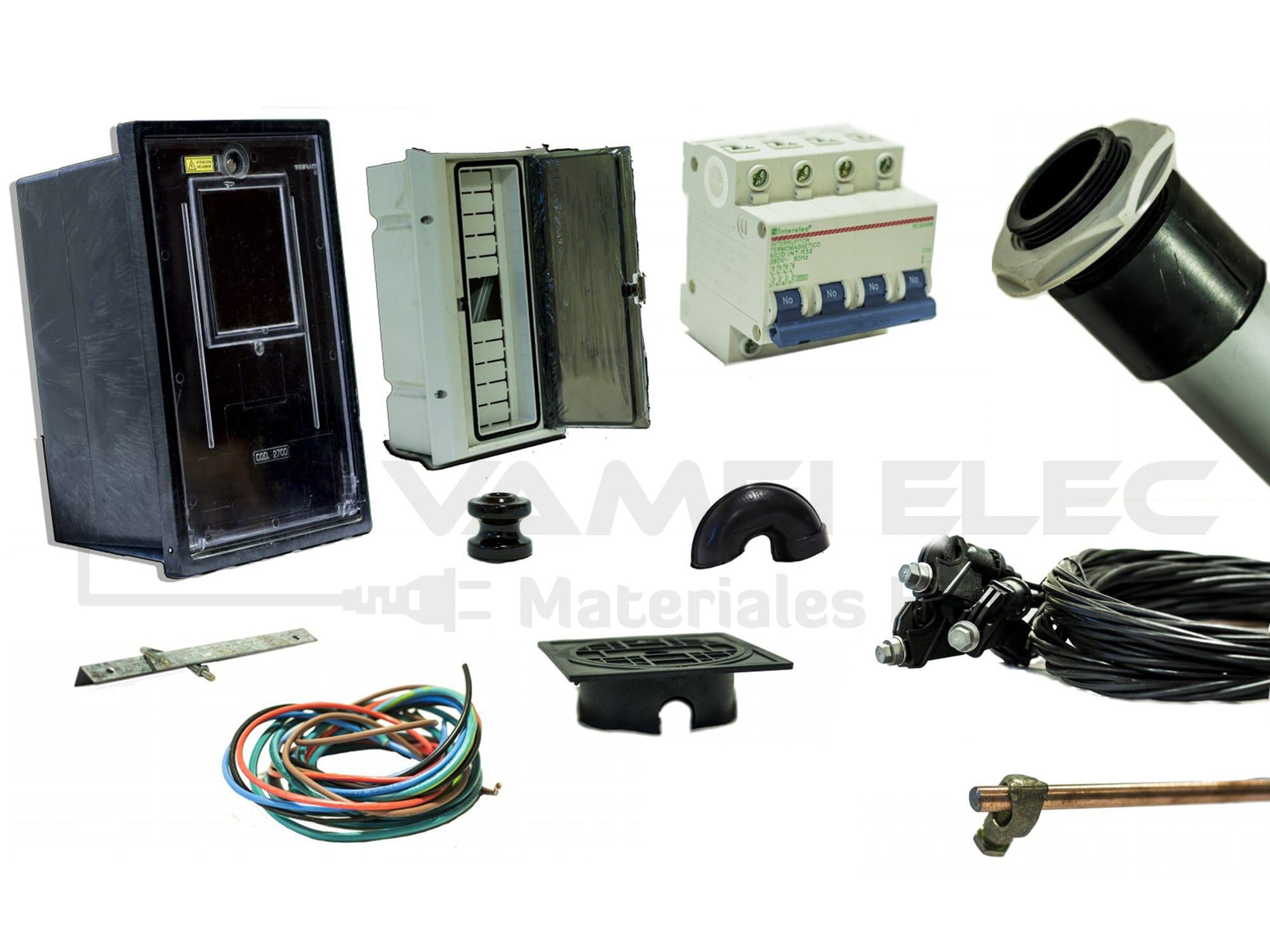 VAMEI Elec - Kit de conexión EPE - Trifásico Rosario