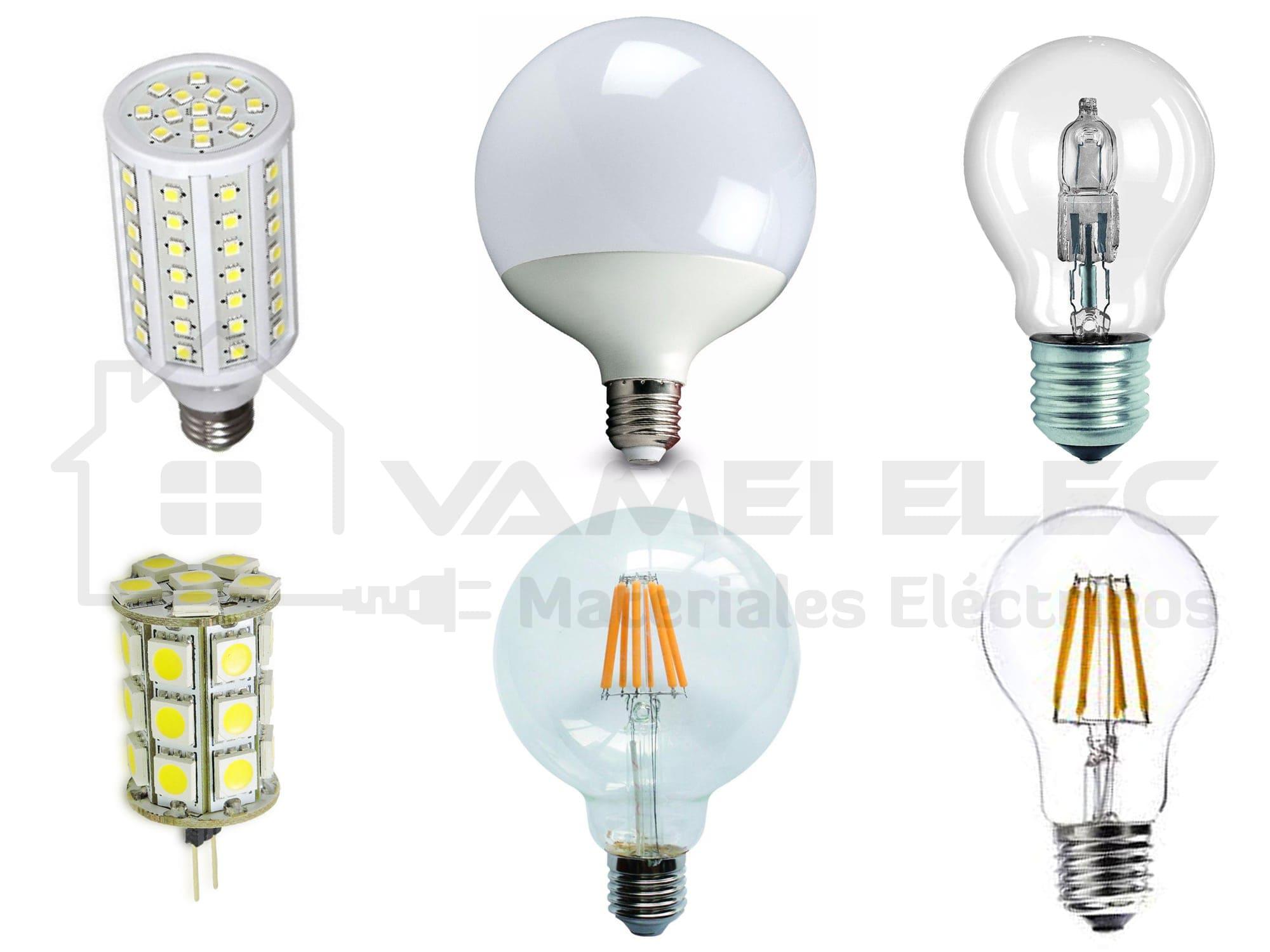 VAMEI Elec - Lámparas Lámparas
